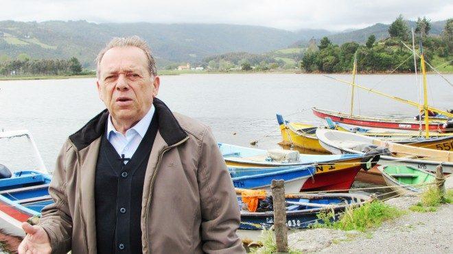 Diputado Berger (RN) valoró proyectos que regulanCaletas pesqueras y creación deINDESPA