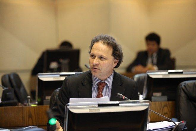 """Senador Alfonso De Urresti (PS) sobre rechazo a Minera Dominga: """"Un proyecto que no se hace cargo de sus impactos sociales y ambientales no puede aprobarse"""""""