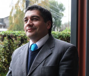 Seremi de Gobierno, Marco Leal (1)