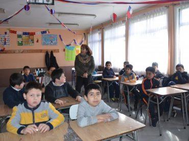 338 establecimientos que tienen alumnos en cuarto básico rindieron prueba Simce de Matemáticas en Los Ríos