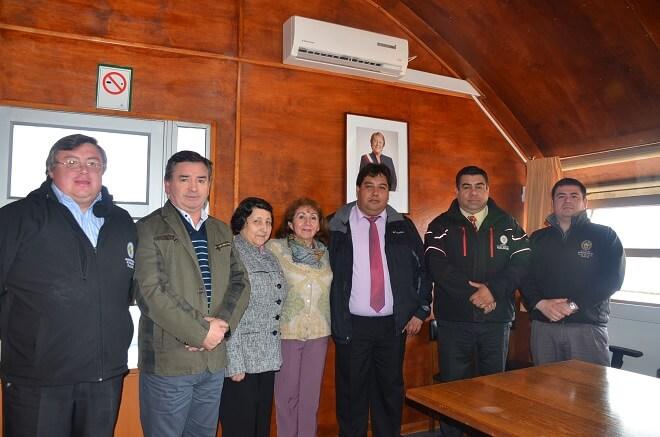 Asociación de Funcionarios Municipales de Valdivia dialogó con Seremi de Educación para conocer antecedentes de la desmunicipalización