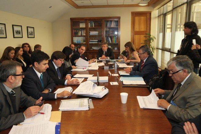 Comisión de Gobierno del Senado despacharía la próxima semanael proyecto de ley que modifica las plantas municipales