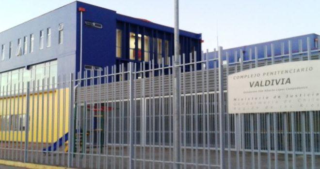 Movilización gremial de Ansog: DR de gendarmería Los Ríos confirmó normalidad en actividades en recinto penitenciario