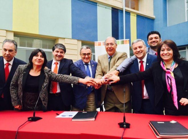 Convenio apoyará la creación de un Parque Científico en Valdivia