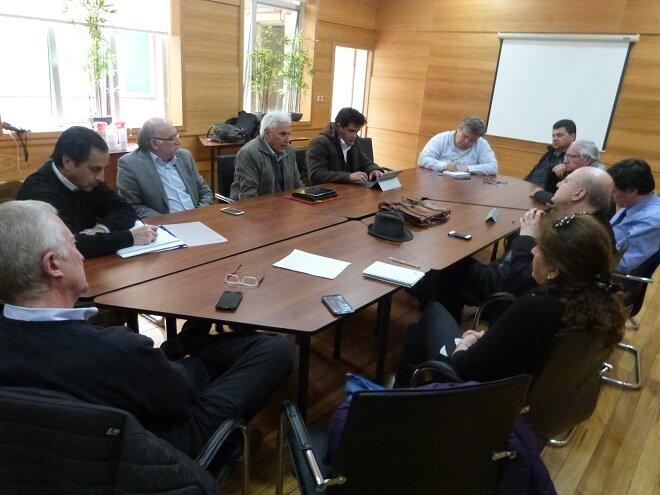 Conversatorios por la descentralización del fomento productivo se realizaron en Los Ríos