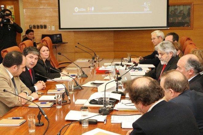Diputados comprometen apoyo a Valdivia Capital Americana de la Cultura