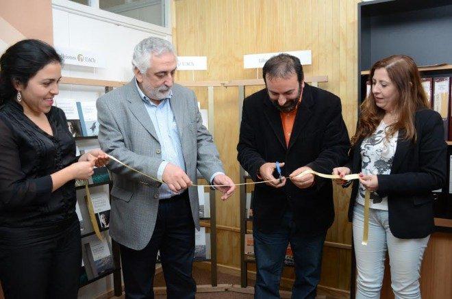 Ediciones UACh inauguró dependencias en Campus Isla Teja