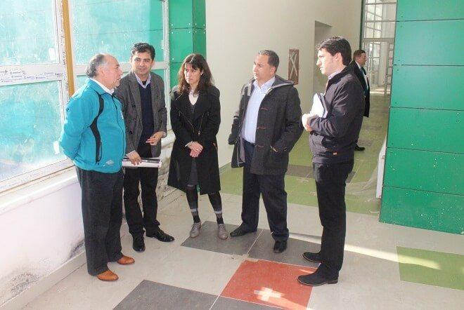 Gobierno reinicia oficialmente reconstrucción deledificio del Centro Teletón en Valdivia