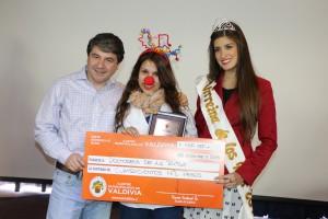 Ganadores del Carnaval de la Primavera recibieron sus premios