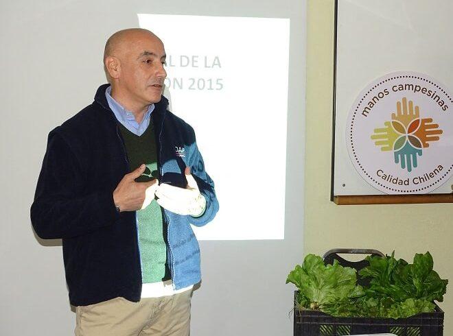 Agricultores y chefs se reunieron a conversar sobre el rescate de la cocina tradicional