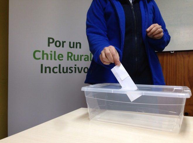 INDAP invita a las organizaciones campesinas a participar en las elecciones del CAR