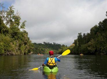 Este domingo Valdivia será sede de primer encuentro nacional de Kayak