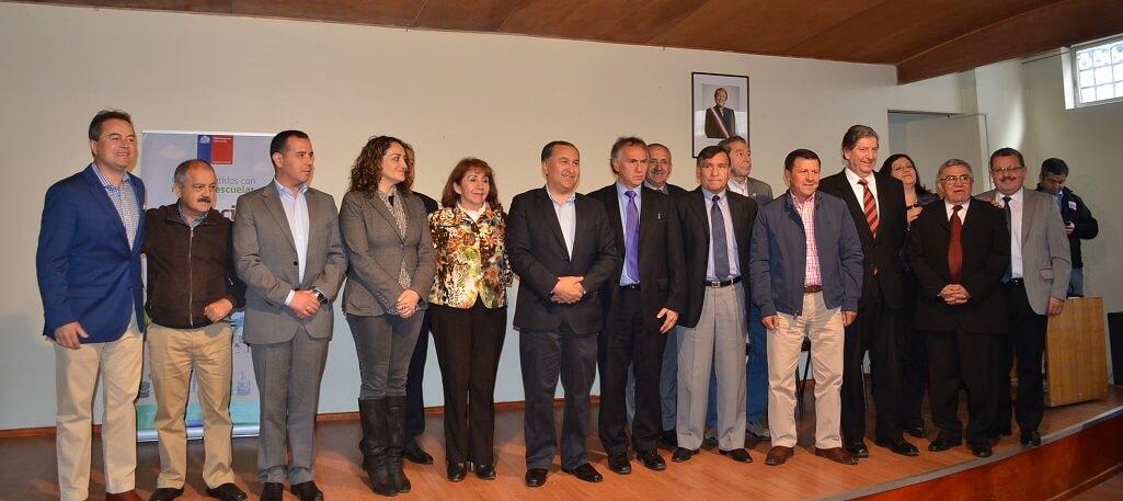 Ministerio de Educación realiza aporte para fortalecer Infraestructura Escolar en establecimientos públicos de Los Ríos