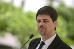 Ministro Díaz
