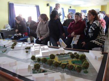 Minvu finalizó diseño del Cordón Verde de la Población Ménzel