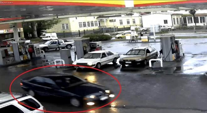PDI da a conocer video del vehículo de ingeniera desaparecida