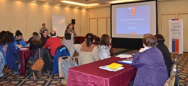 Pedagogos actualizaron conocimientos en idioma inglés en para poner en práctica nuevos métodos educativos en el aula