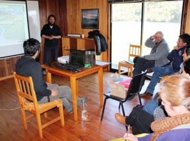 Promueven el desarrollo sustentable del río Chaihuín