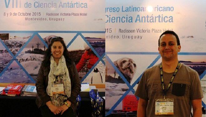 Proyecto Anillo «Macroalgas Antárticas y Cambio Climático» presente en congreso de Ciencia Antártica en Uruguay