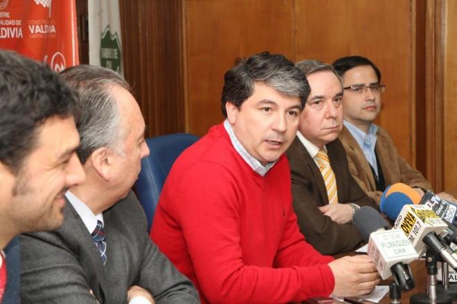 Proyecto por Parque Científico y Tecnológico en Valdivia inicia nueva etapa