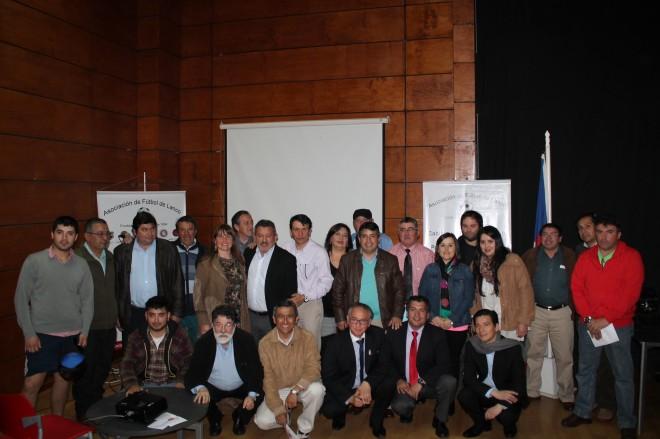 Lanzan proyecto participativo para elaborar una política local del fútbol lanquino