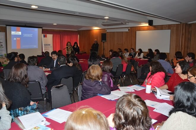 Secretaría de Educación organizó el primer diálogo temático sobre la Reforma Educacional Parvularia