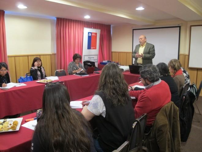 Seremi de Salud realiza taller sobre el Programa de Tuberculosis con facilitadores interculturales