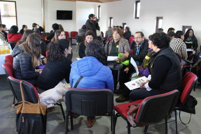 Seremi y Servicio de Salud Valdiviaenviarán propuesta de la ciudadanía para el Plan Nacional de Salud Bucal
