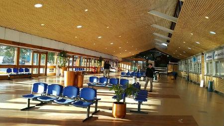 Terminal de Buses de Valdivia completa el 80 % de las obras de remodelación y comienza última etapa del proyecto