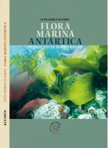 Portada Libro Flora Marina Antártica ANILLO ART1101