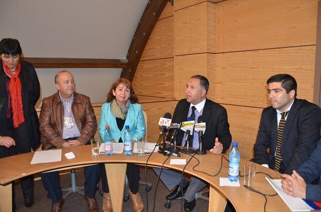 Autoridades regionales dieron a conocer proyecto de Ley Nueva Educación Pública