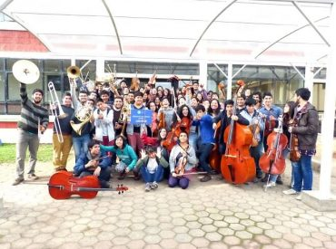 Concierto de la Orquesta Sinfónica Juvenil de la Región de los Ríos se presentará en la UACh