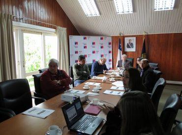 Consejeros del Ranco evaluaron avances de la Política Silvoagropecuaria en la provincia