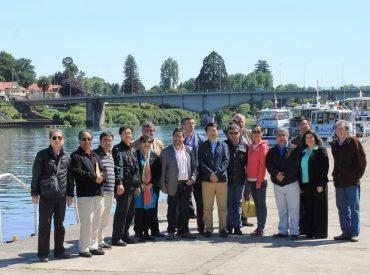 Delegación China visita la región con miras a invertir
