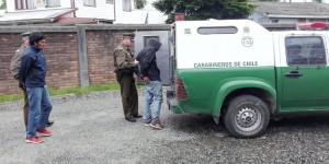 Detenidos robo 16.11.2015