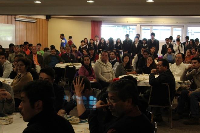 Comunidad educativa de Los Ríos participó de diálogo sobre Política Nacional de Actividad Física