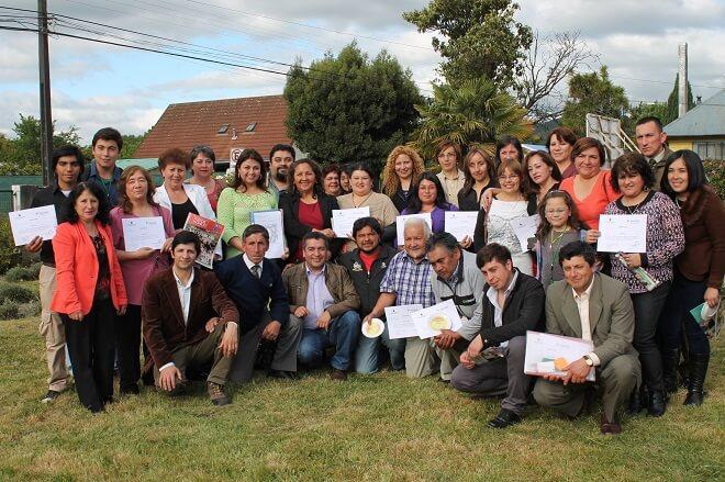 Dirigentes sociales de Paillaco egresaron de programa de capacitación para potenciar sus Juntas de Vecinos