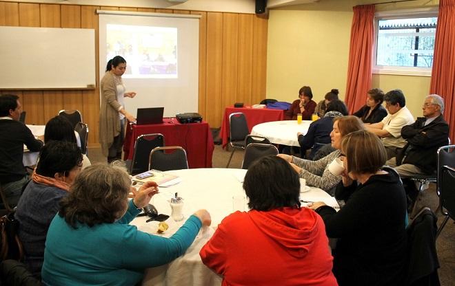 Junto a dirigentes sociales analizaron avances y desafíos 2016 en V Jornada Ciudadana de salud municipal
