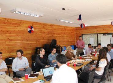 Planifican estrategia turística en Mesa territorial Sietelagos