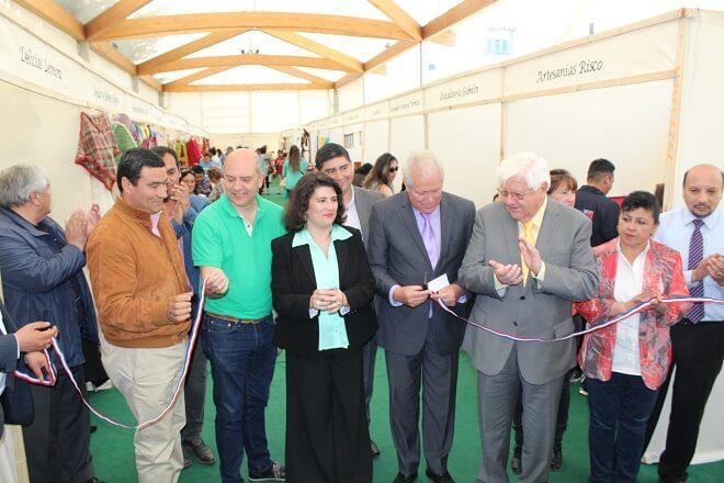 En La Unión se celebra la Feria Cuenca del Ranco