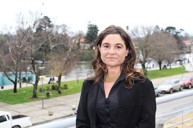 Fiscal jefe de Valdivia participa en un curso sobre anticorrupción en Argentina