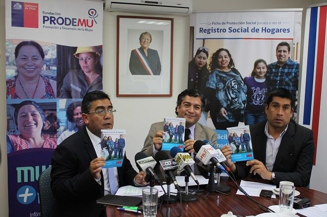 Gobierno desarrollará cabildos ciudadanos para informar sobre el Registro Social de Hogares