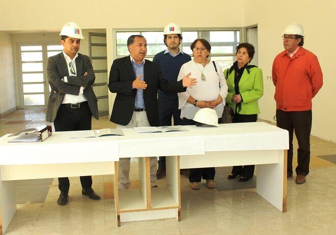 Gobierno reinició oficialmente construcción de edificiodel Centro Teletón en Valdivia