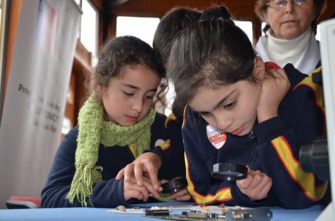 Inauguran ciclo de exposiciones itinerantes Ciencia in Ríos 2015