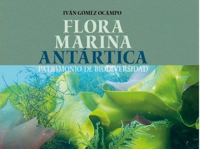 Lanzamiento del libro Flora Marina Antártica