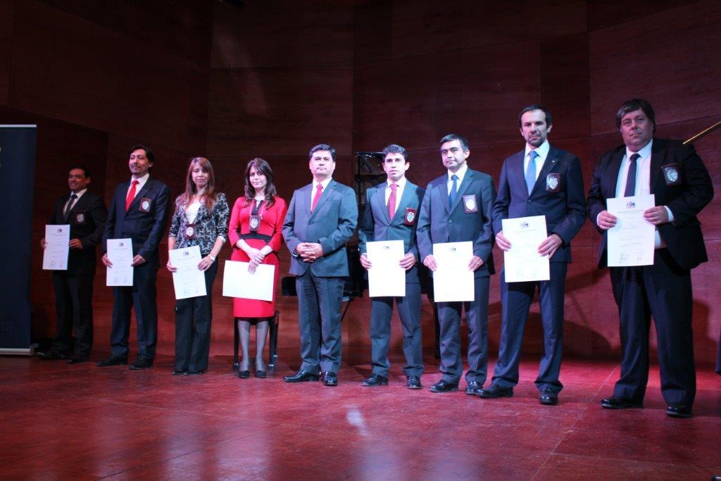 PDI Los Ríos entregó diplomas de ascenso a oficiales y asistentes policiales