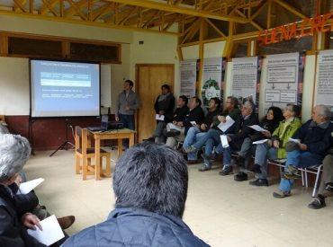 Profesionales del Sector de la Dendroenergía de Los Ríos conocieron caldera de chips en Ancud