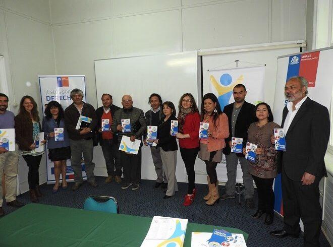 Sename Los Ríos inicia trabajo de intermediación laboral para jóvenes infractores de ley