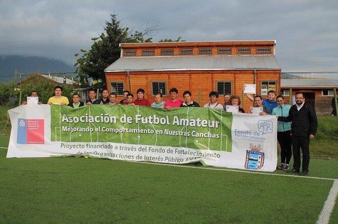 Talleres de fútbol formativo fortalecieron la gestión de ANFA Futrono