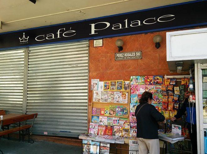 Administrador del café Palace aseguró hoy que no hay trabajadores despedidos